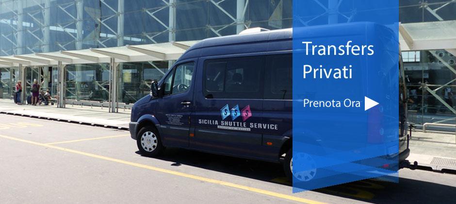 Prenota transfer bus aeroporto Catania