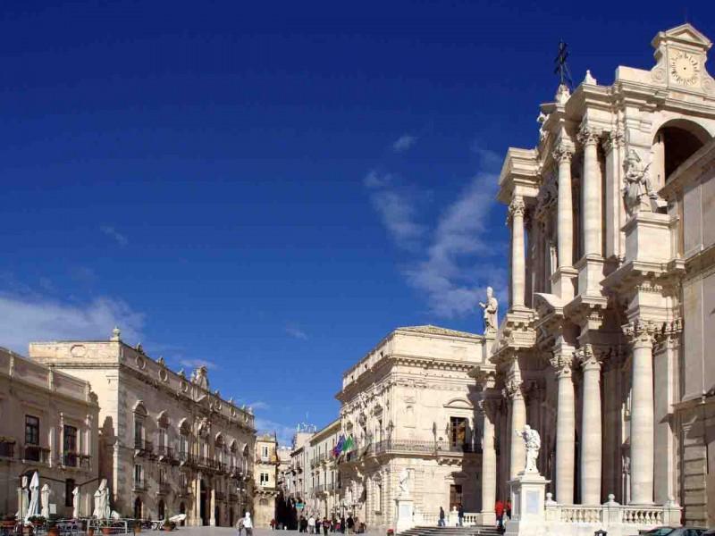 Siracusa Duomo Bus Escursioni Sicilia