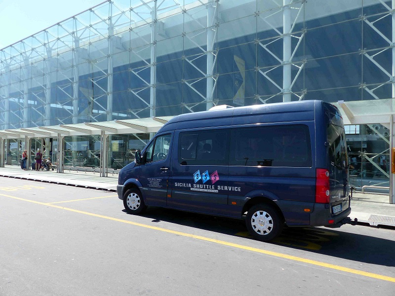 Aeroporto Catania Bus Transfer