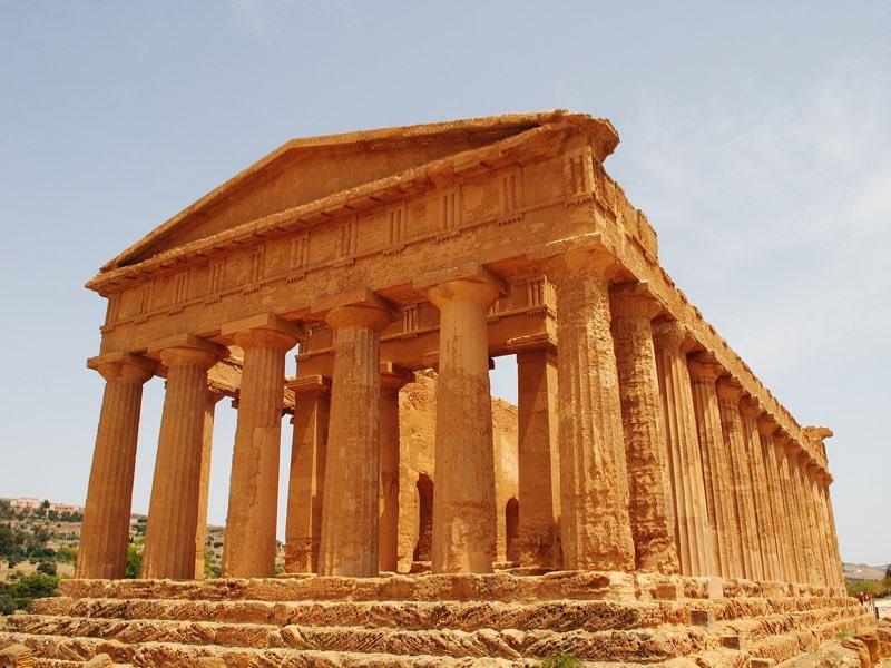 Escursione Agrigento Sicilia Templi