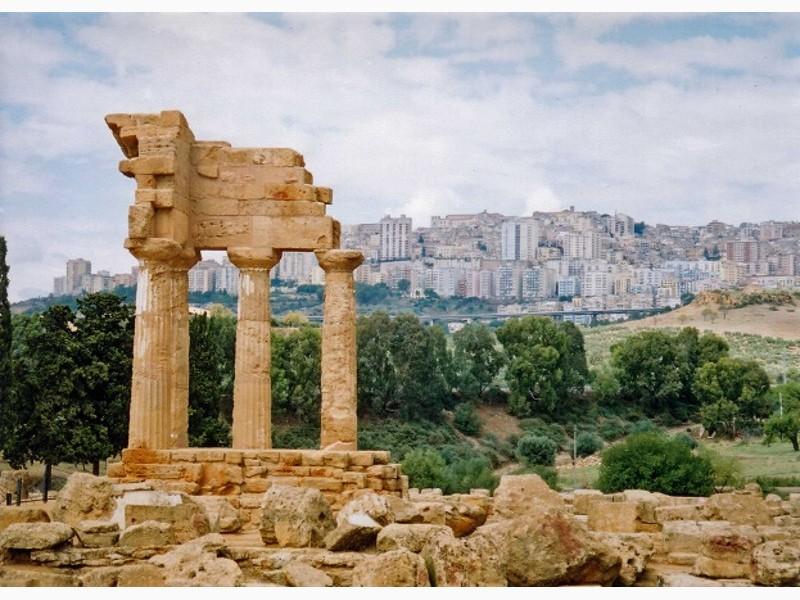 Escursione Agrigento Templi