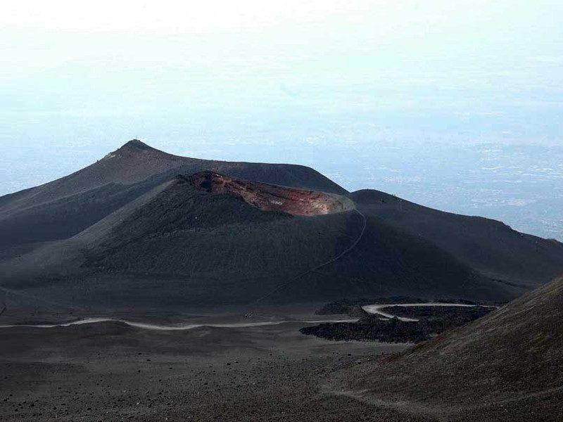 Etna Tour Excursion Sicily