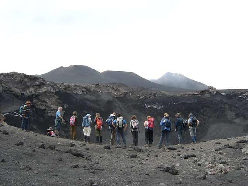 Escursione Etna Sicilia Crateri