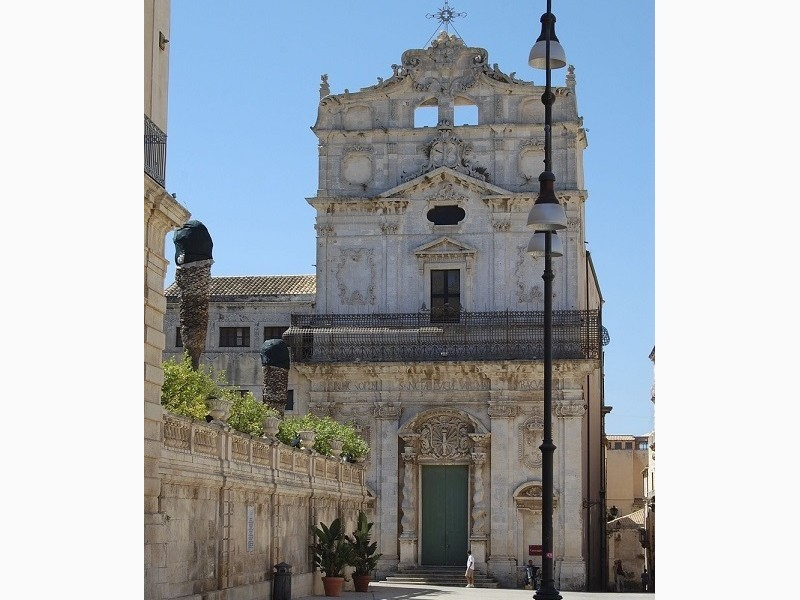 Escursione Sicilia Siracusa Duomo