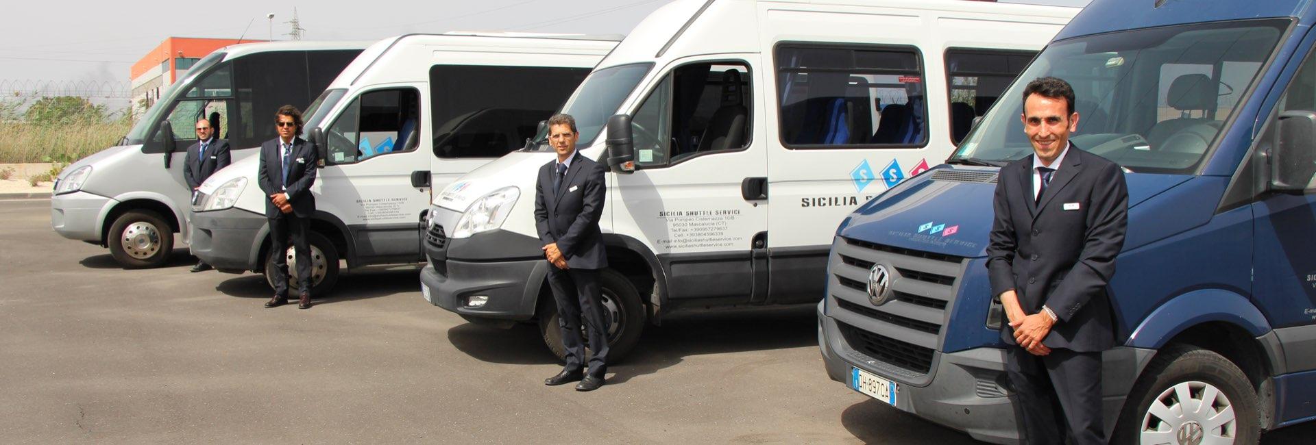 Bus autisti escursioni sicilia