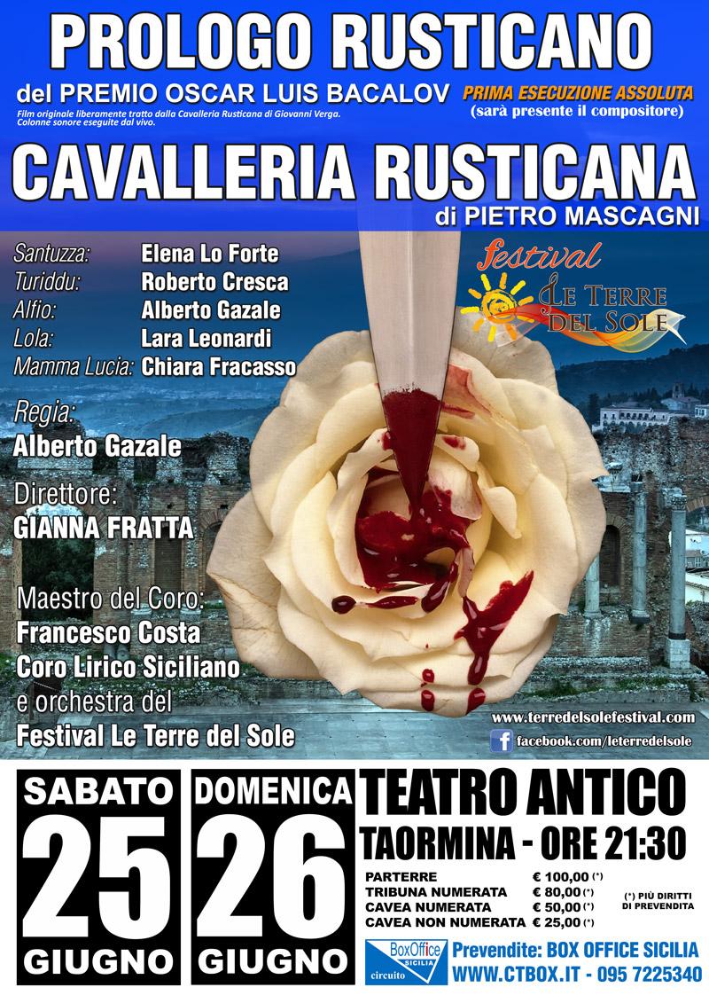 cavalleria rusticana taormina 2016