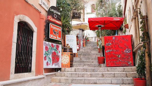 Giardini Naxos Transfer
