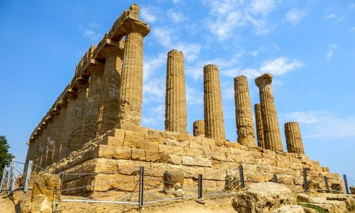 Agrigento Valley Of The Temples – The Abode Of The Mythical Gods