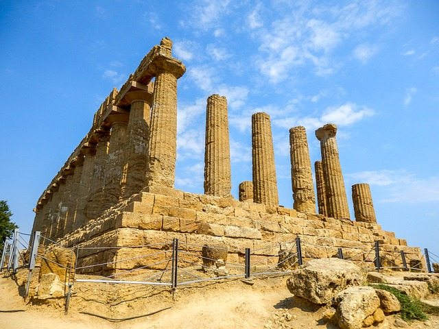 Excursion Agrigento Valley Of Temple