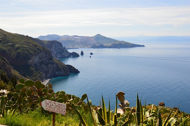 The Deep Blue Seas And The Enchanting Allure Of Aeolian Islands